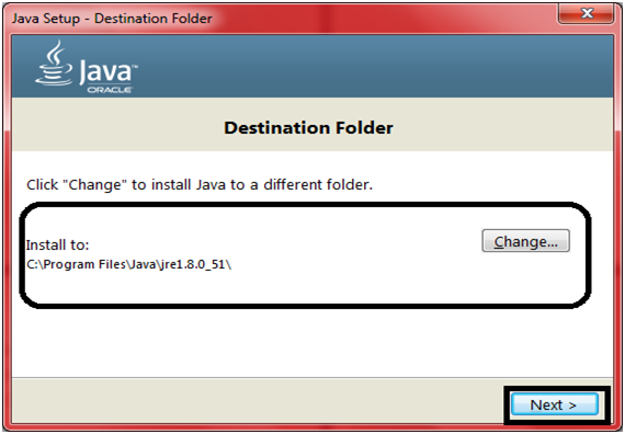 JDK Installation Step 10