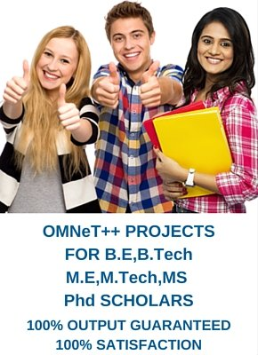 OMNeT++ Projects for Students